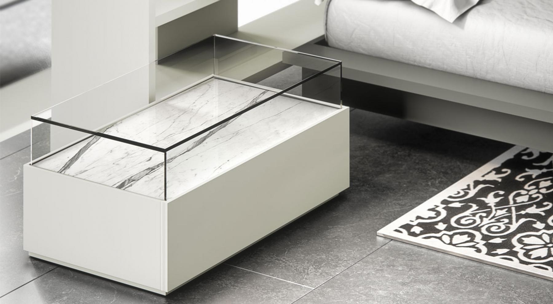 Mesillas emede mobiliario de dise o - Mesas plegables para salon ...